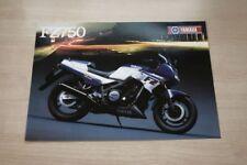 196897) Yamaha FZ 750 Prospekt 198?