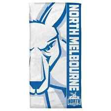 North Melbourne Kangaroos BEACH TOWEL – New AFL