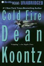 Dean KOONTZ / COLD FIRE         [ Audiobook ]