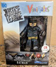 Batman Vinimates Walgreens Exclusive Battle Damaged Figure Justice League NIB