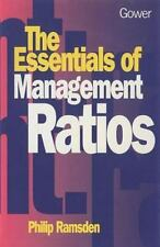 The Essentials of Management Ratios-ExLibrary