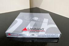 UniBind 18mm Black SteelCrystal Covers - (25pk) 15200LS18BA *30% OFF MSRP*