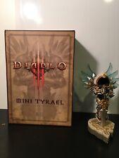 Blizzard Diablo 3 Mini Tyrael Premium Blizzcon 2011 Souvenir Collectible