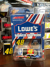 2003 Jimmie Johnson Power of Pride Lowes car 1:64 Action HO