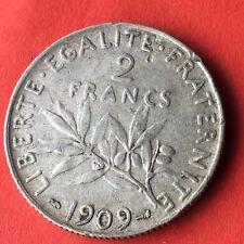 2 Francs 1909