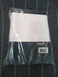"Anthropologie Travel Yoga Mat Blue/Lilac Motif 68""L, 24""W - NEW"