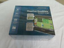 "Magellan RoadMate 5330T-LM GPS Maps Brand New Sealed 5"" screen"