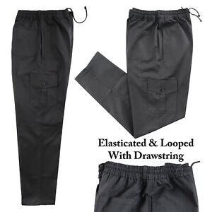 Chef Cargo trouser Mobile Pocket Restaurant cetaring Uniform chef cargo trouser