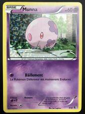 Carte Pokemon MUNNA 7/12 Holo Mozaïque Promo Mc Donald FR NEUF