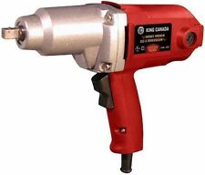 "King Canada Tools 8311 1/2"" IMPACT WRENCH Clé à  Percussion 1/2"" 2100 RPM"