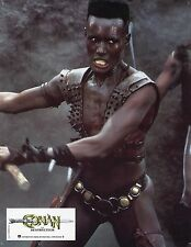 GRACE JONES CONAN THE DESTROYER 1984 PHOTO VINTAGE LOBBY CARD N°2
