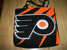"""NHL PHILADELPHIA FLYERS TOTE BAG """"BRAND NEW"""" FREE SHIPPING USA ONLY"""