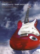 Dire Straits Mark Knopfler Guitar TAB Sheet Music Book