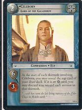 Lord of the Rings CCG - Mount Doom - Celeborn Lord of the Galadhrim #6 Rare