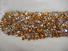 144 swarovski square shape stones,3mm crystal/foiled #4401  special offer!!