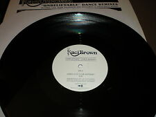 Kaci Brown Unbelievable VINYL dance mix Chris Cox Mark Picchiotti Indochina