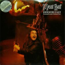 """MEAT LOAF 'NOWHERE FAST' UK PICTURE SLEEVE 7"""" SINGLE"""