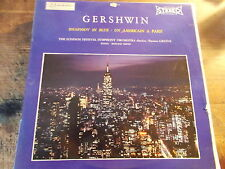 "GERSHWIN  ""RHAPSODY IN BLUE-UN AMERICAIN A PARIS""  LP"