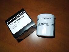 Ölfilter Filter Öl Zylinderkopfdichtung OT Rover 200 400 25 45 75 MG Freelander