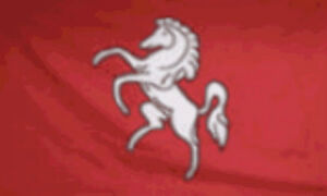 3' x 2' Kent Flag England Counties English County Flags Banner