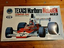 Marui Kit montaggio Mclaren M23 World Champion 1974 1/24 motorized
