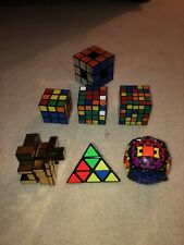 Rubik's cube 3x3,4x4,5x5, Pyramid, Shadow Cube, Gear Cube, Fun Cube,ALL INCLUD
