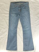 Citizens of Humanity COH Ingrid 002 Low Waist Flare Stretch Jeans Womens Size 25