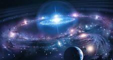 Andromeda Galaxy Stars Universe Space AGSU01 A3 POSTER PRINT BUY 2 GET 3RD FREE