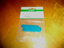 EK1-0444L Tail Rotor Blade Blue for Esky Honey Bee King 2 3 RC Helicopter