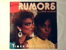 TIMEX SOCIAL CLUB Vicious rumors lp CANADA