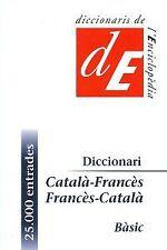 Diccionari catala-frances básic. NUEVO. Nacional URGENTE/Internac. económico. DI