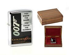 Zippo James Bond 007 im Luxusgeschenkset