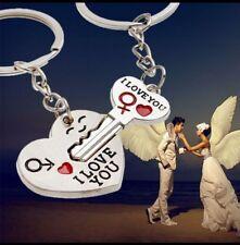 Porte-clé i love you Amour Saint Valentin