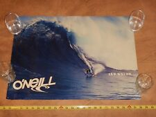 Original Ian Walsh - O'Neill Surfing Promo Advertising Poster - Double Sided