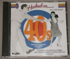 The Al Saxon '40's Band - Hooked on the 40's Emporio 1994 CD ALBUM