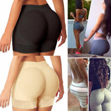 f1293143864 Womens Hip Enhancer Shaper Butt Lifter Push Up Bottom Padded Underwear  Shapewear