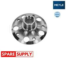 WHEEL HUB FOR MERCEDES-BENZ MEYLE 014 752 0002