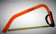 """Bow Saw 21"""" Pruning Blade Branches Garden Garage Tools Cam-Lever Tension System"""
