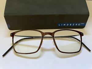 Lindberg Brille Titan 6522, neuwertig!