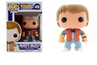 Back to the Future POP! Vinyl Figure Marty McFly 10 cm Funko