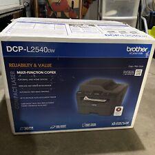 Brother DCP-L2540DW MFP Laser Printer [567 pages, 99% Toner, 95% Drum] - Clean!