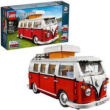 Lego Creator 10220 Volkswagen VW T1 Campingbus Camper Van Bully ungeöffnet OVP