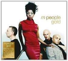 M PEOPLE - GOLD 2019 3CD 42 TRACKS INCLUDING EXTENDED 12'' MIXES !