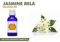 Jasmine Essential Oil 100% Pure Natural Aromatherapy Oils Therapeutic Grade