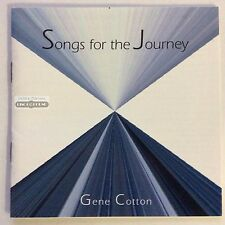 Gene Cotton - Songs for the Journey CD New & sealed