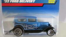 1999 Hot Wheels #996 1932 FORD DELIVERY light blue `32
