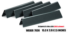 Weber Spirit 300 310 E310 Gas Grill Replacement Parts Porcelain Flavorizer bars