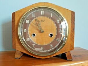 Smiths Enfield Mantel Clock with Strike