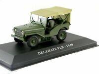 Delahaye VLR - 1950, ATLAS 1/43