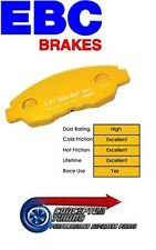 Uprated EBC Yellowstuff Front Brake Pads- For JDM RPS13 180SX SR20DET Redtop